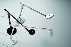 String lamp from Studio Italia