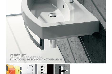 Astra Walker architectural bathware