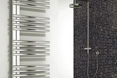 Designer towel rails by H20 Heating
