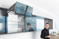 Aventos lift system by Blum
