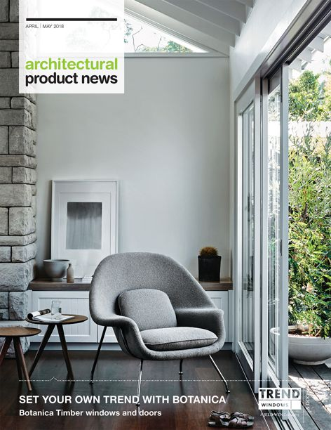 Botanica windows and doors by Trend