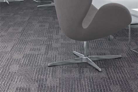 Urban is one of the new environmentally friendly carpet tile ranges from ECmodular.