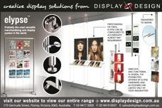 Display Design Elypse display system