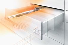 Movento runner system by Blum