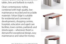 Urban Edge range by Cox Urban