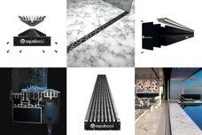Linear drains by Aquabocci