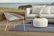Luna Outdoor chairs by King Living