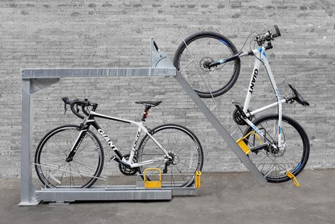Cora Bike Rack provides bicycle parking systems that can increase Australian Standard-compliant parking spaces.