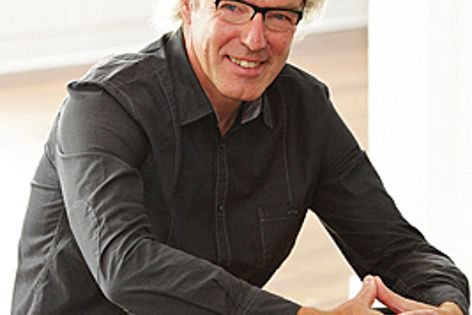 Austrian architect Hermann Kaufmann spoke at the recent WoodSolutions 2011 seminars.