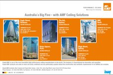 AMF ceiling solutions