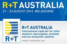 2014 R+T Australia trade fair
