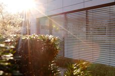 ProVisio external venetian blinds by Warema