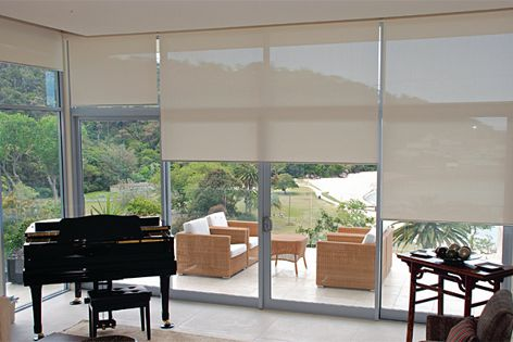Nomad Blinds uses production techniques pioneered in Australia.