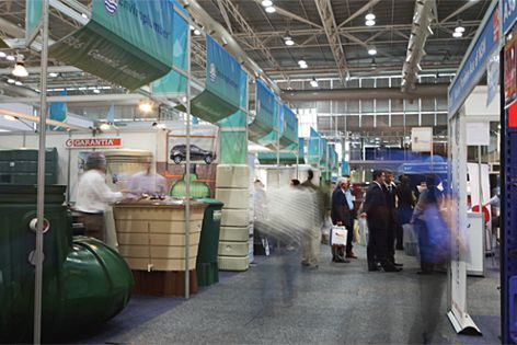 Innovative product suppliers will present their latest creations at Designbuild 2010.