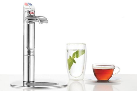 The new Zip HydroTap G4 Commercial features world-class energy-efficient technology.