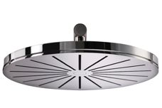 Round head shower series by Vola