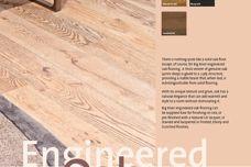 Oak flooring by Big River Group