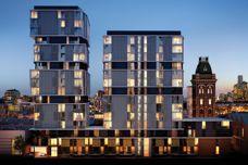 MetecnoKasset facade system by Metecno PIR