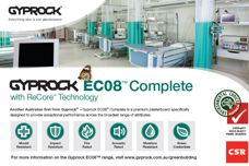 EC08 Complete from CSR Gyprock