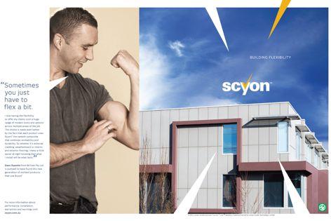 Scyon composite by James Hardie