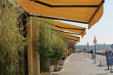 Orchestra Max awnings from Dickson Constant