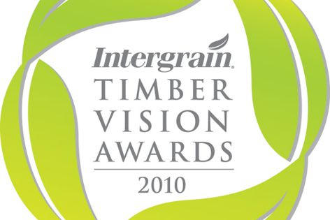 Enter your innovative timber projects in the Intergrain Timber Vision Awards 2010.