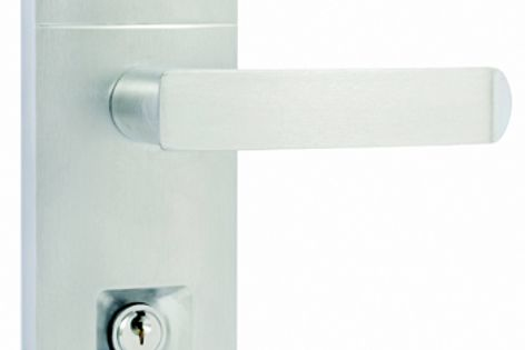Eclipse lock with Allure handle.