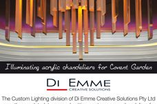 Di Emme custom lighting solutions