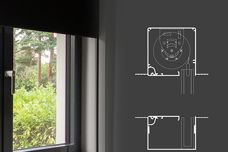 Blindspace concealed blinds from Shade Factor