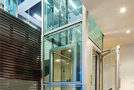 Easy Living Home Elevators' lift consultants run CPD presentations.