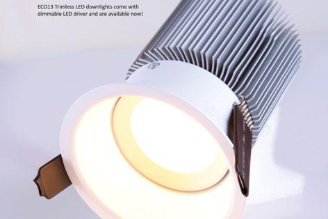 EC013 LED downlight from Superlight