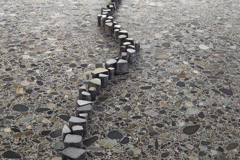 Terrazzo tiles by Fibonacci Stone