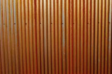 Corrugated Corten steel from Ripple Iron