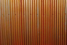 Corrugated Corten steel from Ripple Iron