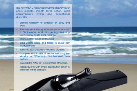 MK 4 Chainwinder hardware
