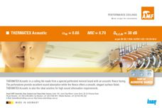Thermatex Acoustic by AMF Ceilings